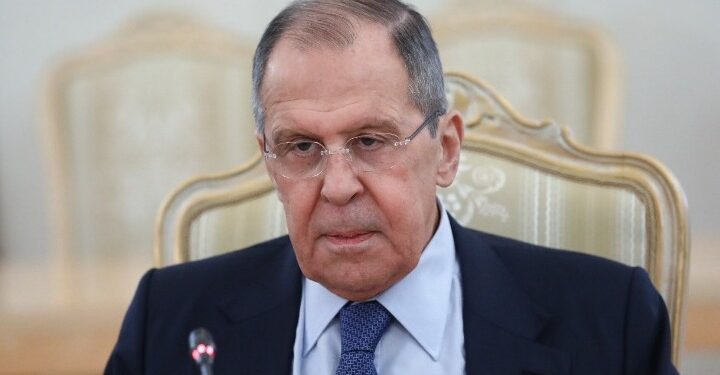 New immoral attack of Russian FM on Ecumenical Patriarch