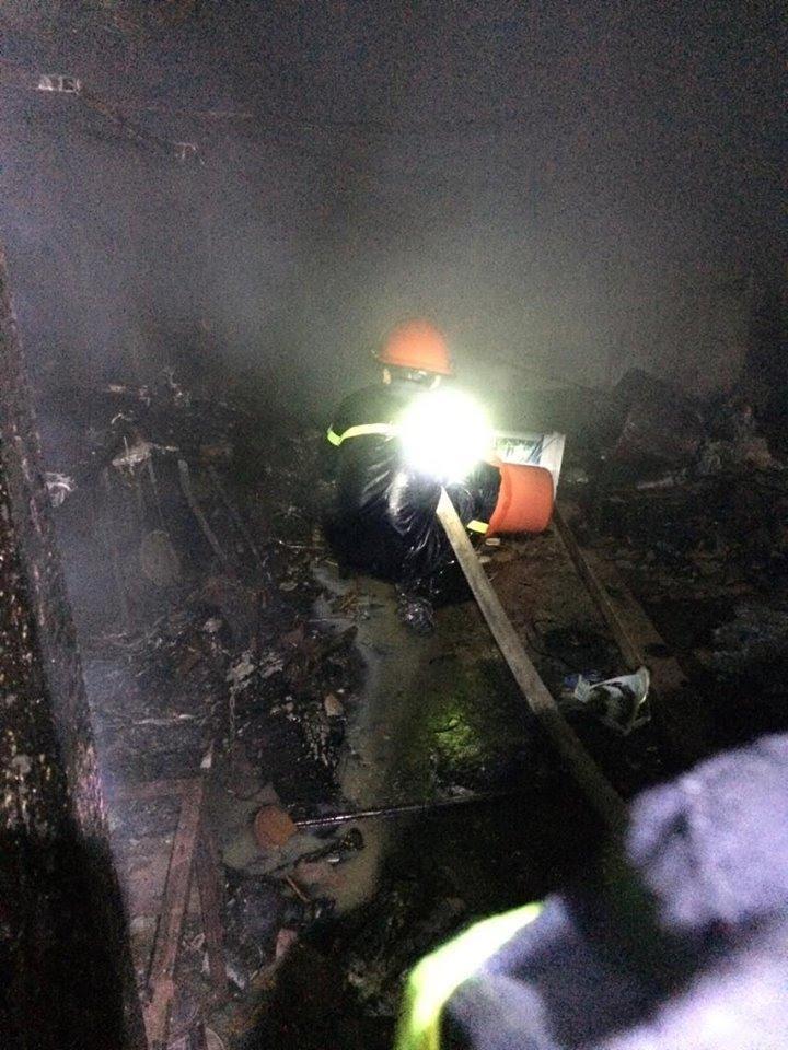 Thành phố Kon Tum: Hỏa hoạn tại khách sạn Family