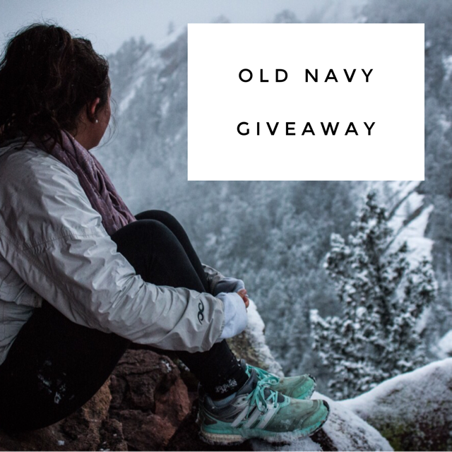$150 Old Navy Gift Card Giveaway
