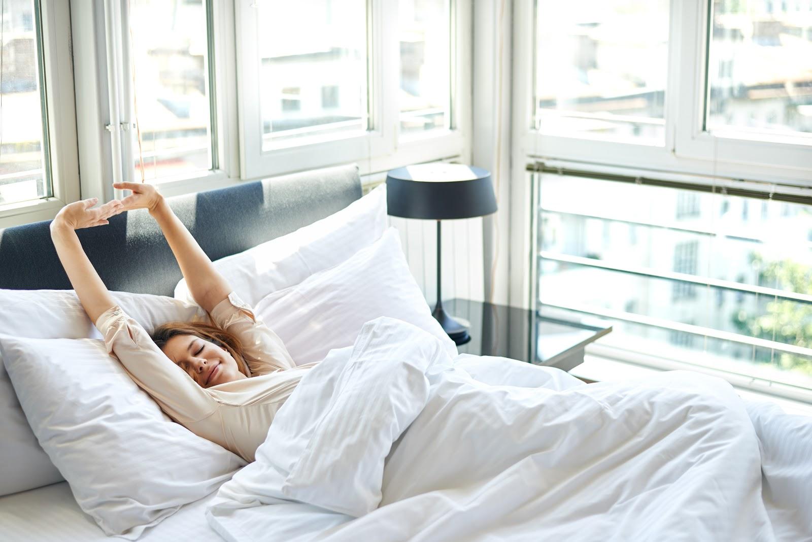 Một giấc ngủ ngon bắt nguồn từ một chiếc nệm chất lượng