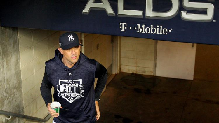 Image result for aaron boone manager