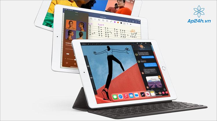 Sinh viên hiện nay rất ưa chuộng các mẫu iPad vì kiểu dáng tinh gọn, thanh mảnh