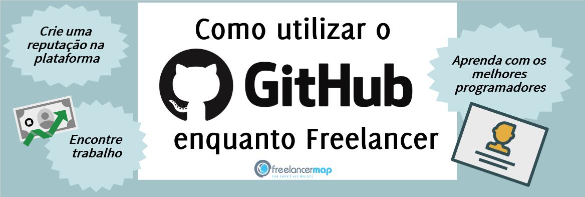 Como usar github enquanto freelancer