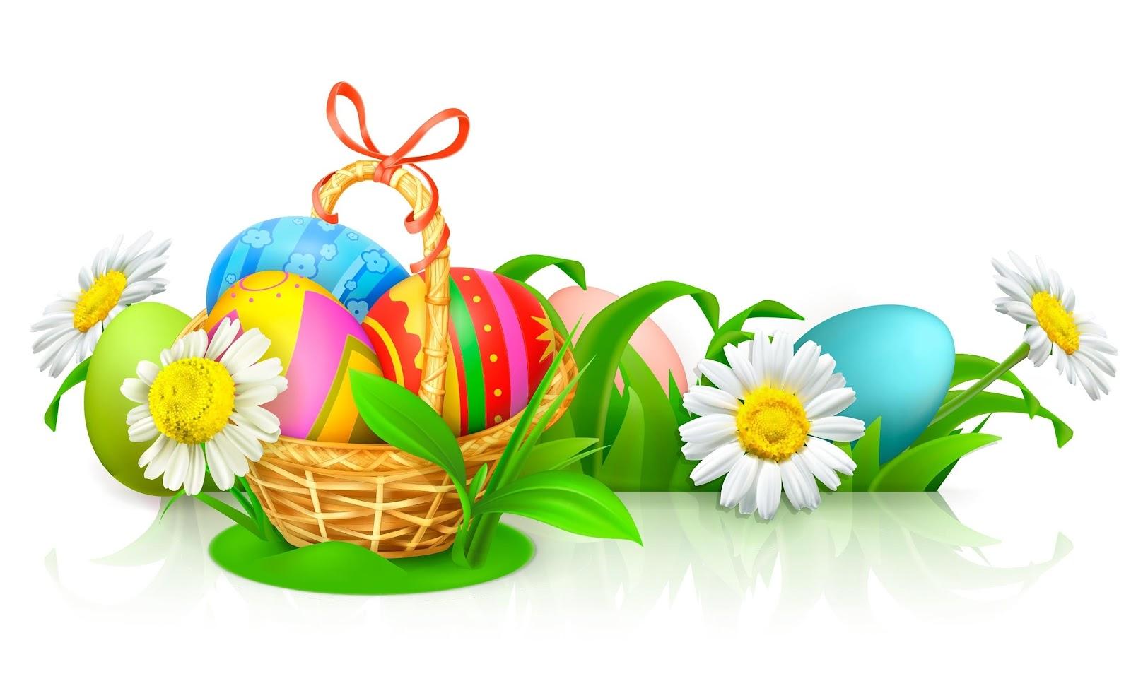 Opis: Wielkanoc, Kompozycja, Grafika 2D na Komórkę