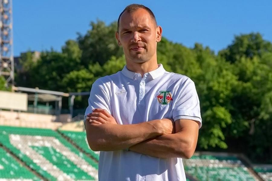 Игнашевич первый матч в качестве тренера