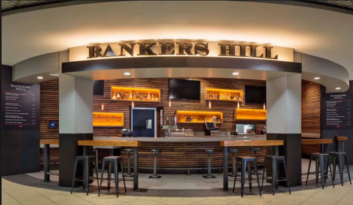 Banker's Hill Resturant