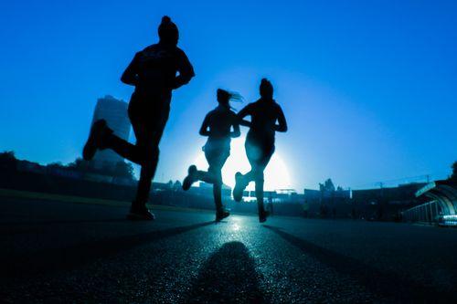 運動的習慣
