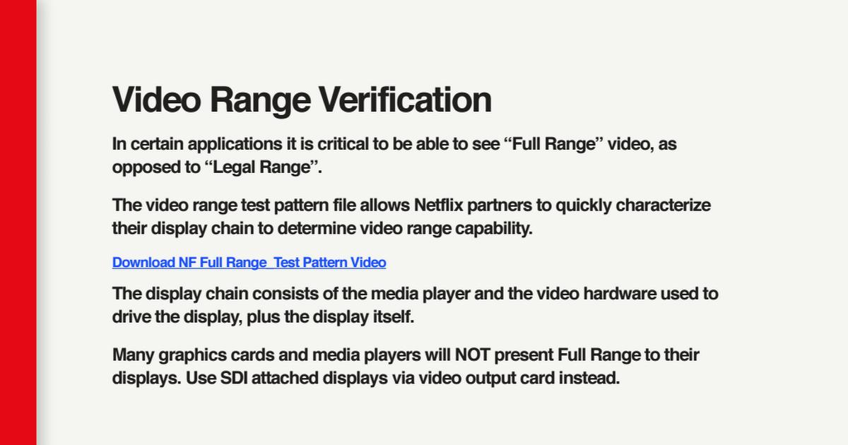Netflix_Video_Range_Verification_presentation pdf - Google Drive