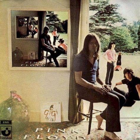 Droste Effect Pink Floyd