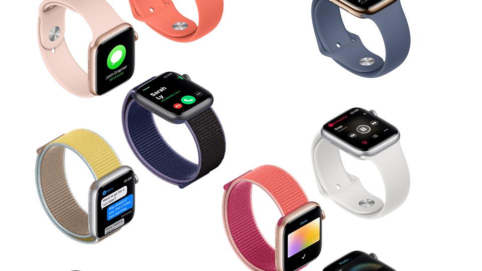 Apple Watch Series 5 Cellular 40mm viền nhôm dây cao su nghe gọi