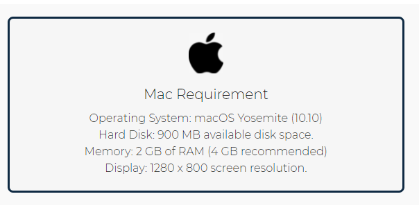 FTM requirements MAC system