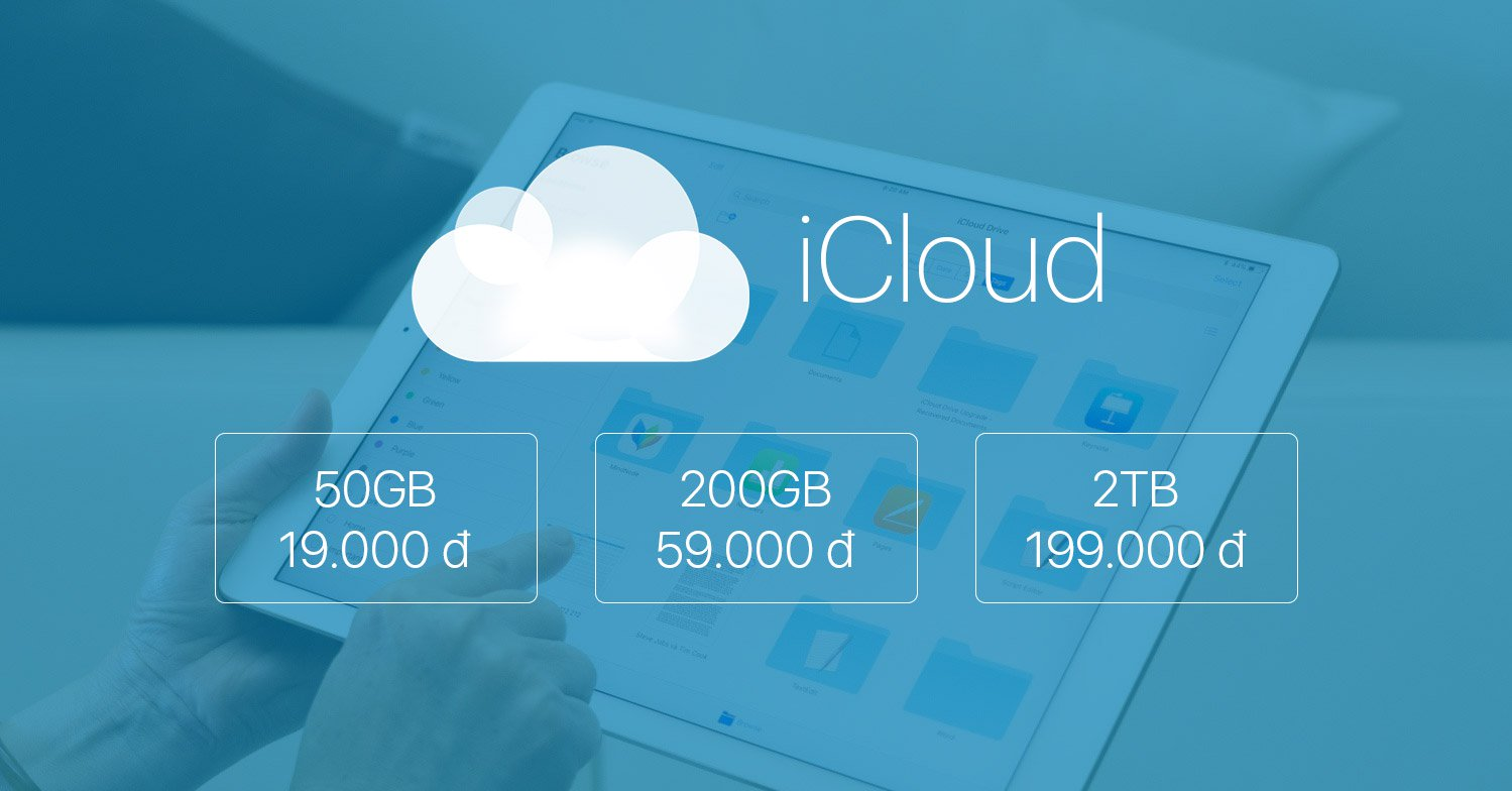 Hướng dẫn Unlock tài khoản iCloud trên iPad
