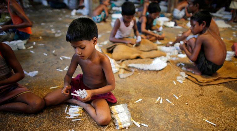 Child labour law, Child labour