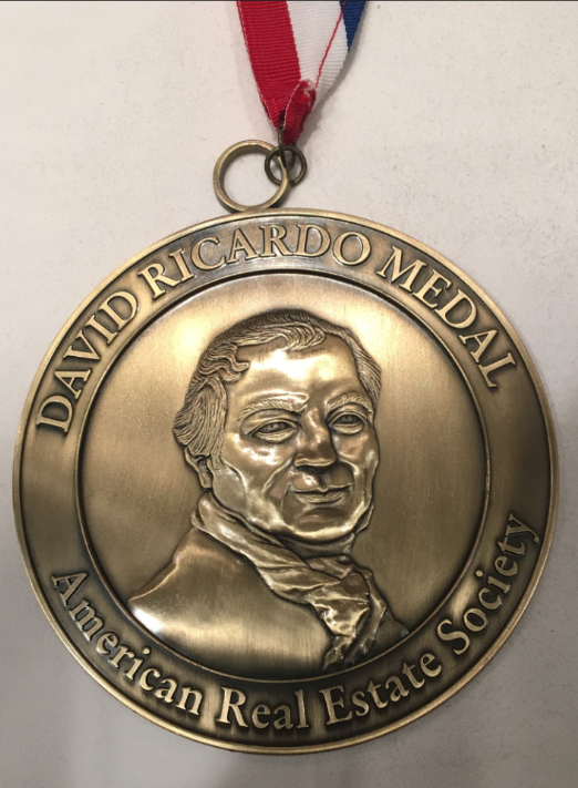 David Ricardo Medal