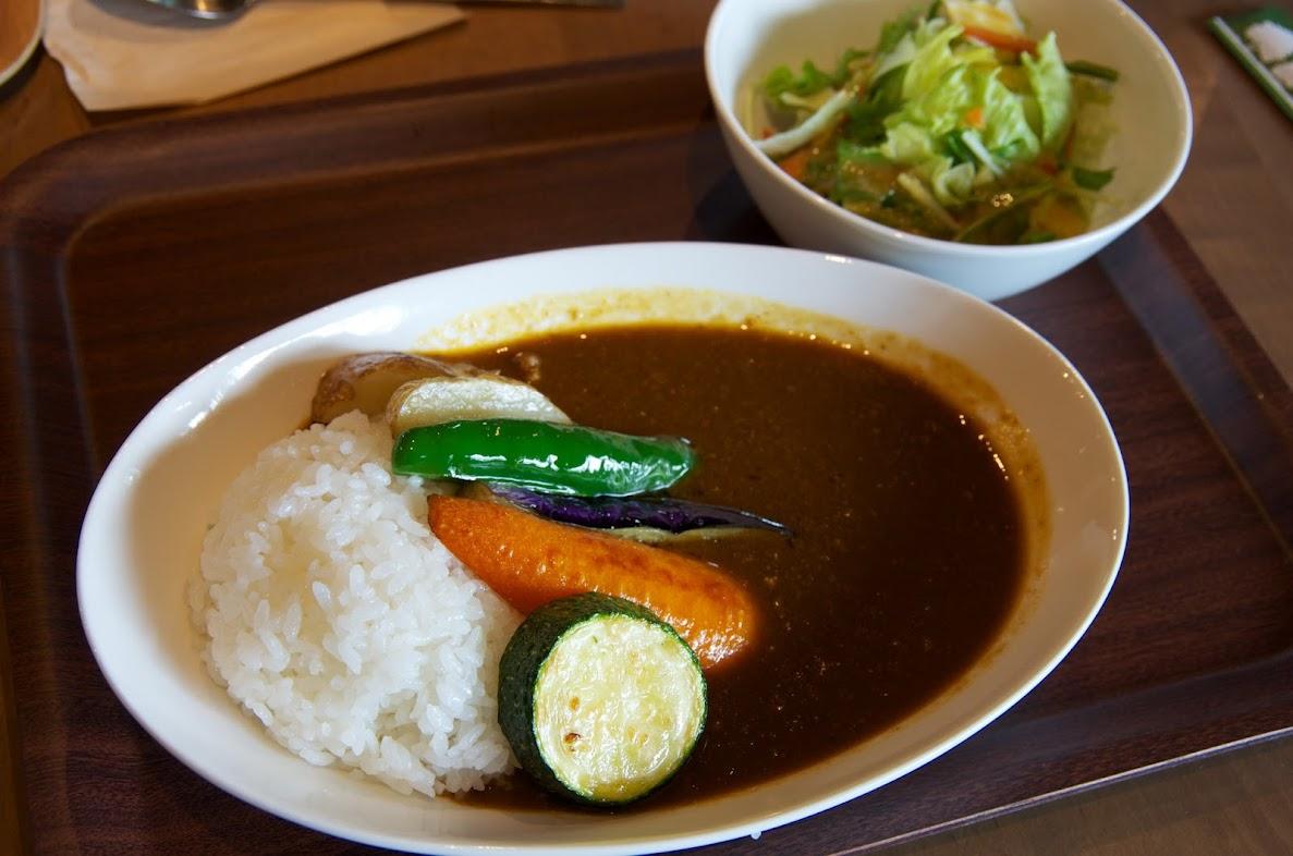 季節野菜カレー