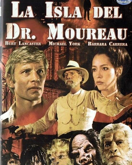 La isla del doctor Moreau (1977, Don Taylor)