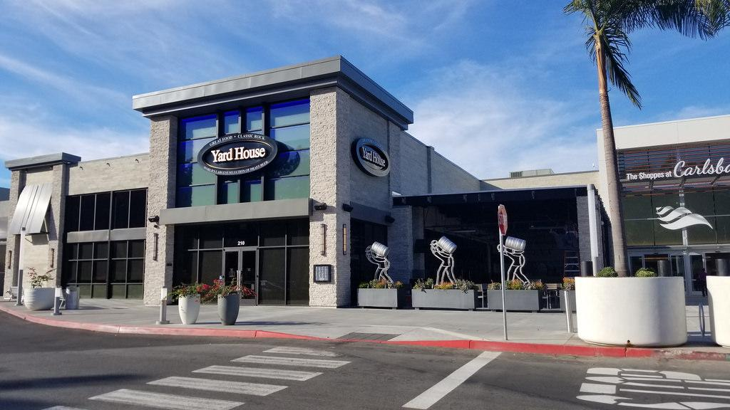 Image result for yard house restaurant carlsbad