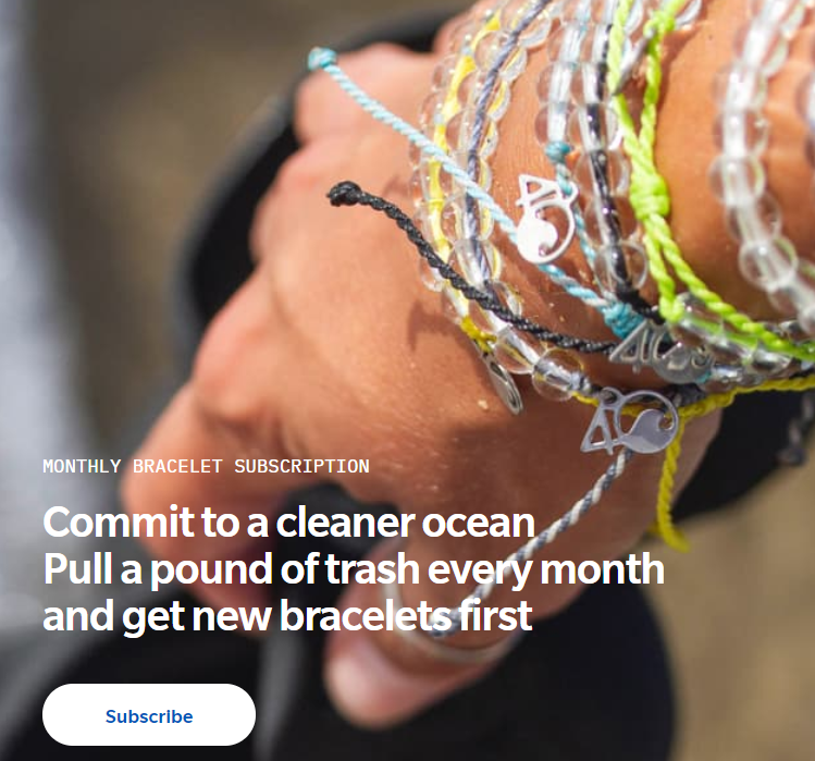 4ocean call to action