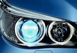Xi mạ chóa đèn cho ô tô