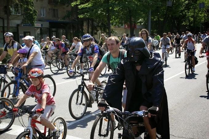 велодень 2013 костюм вейдера