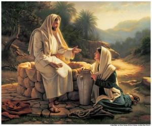 Sedento Pela Água Viva de Jesus Cristo