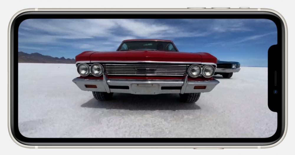 Новые возможности Apple iPhone 11 256GB White