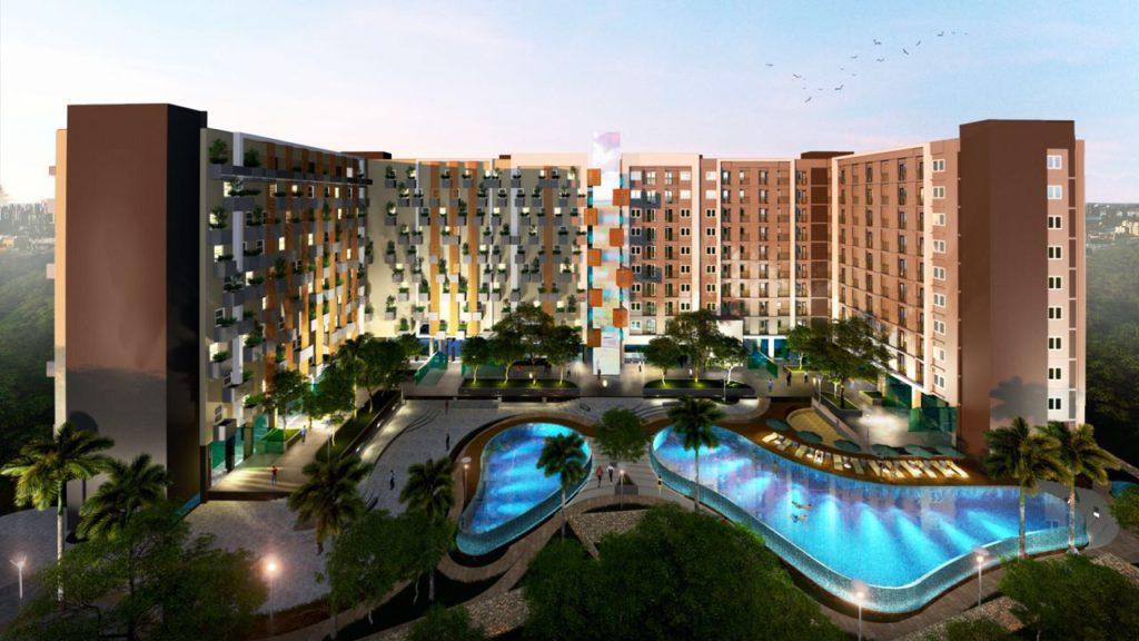 Bogorienz Resort Apartment view