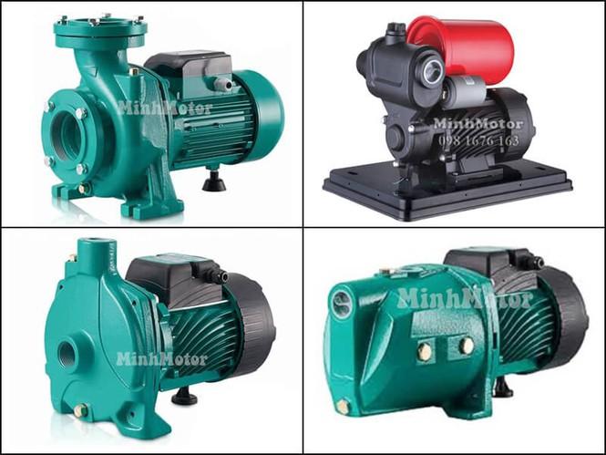 Minhmotor – Cung cấp máy bơm nước ly tâm chính hãng trên 60 tỉnh thành - Ảnh 2