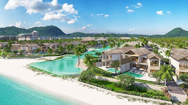 Sun premier village kem beach là dự án bất động sản mang đẳng cấp quốc tế
