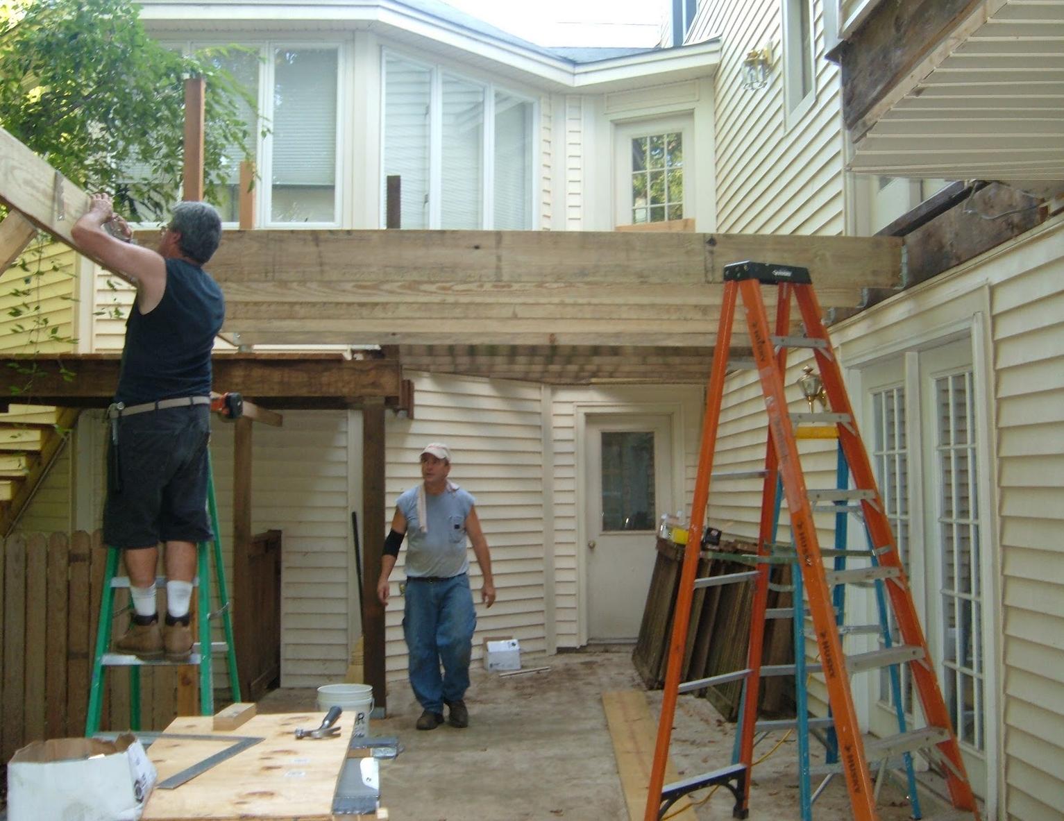 Làm mới nhà kiểu cũ bằng hình thức sửa chữa sẽ tiết kiệm hơn so với khi xây lại nhà