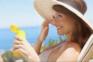 Chăm sóc da sau sinh: Chống nắng cho da