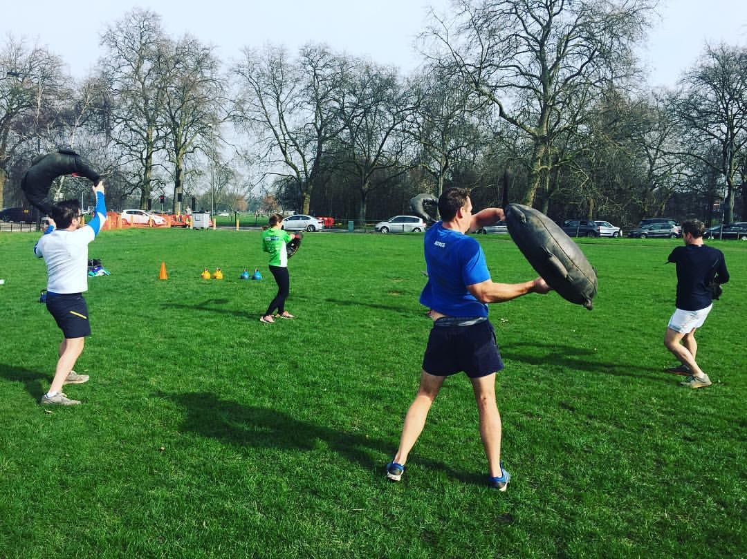 Urban Athletes  | GoSweat | The 7 Best Clapham Boot Camps