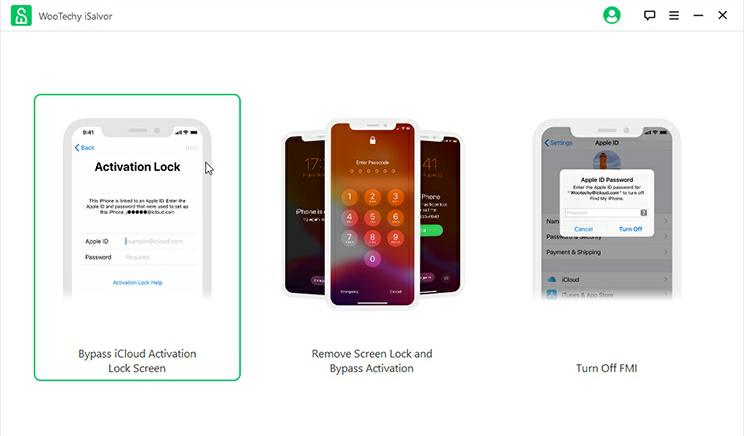 أفضل 5 أدوات لتجاوز iCloud لإزالة قفل تنشيط الايفون بدون كلمة مرور 1