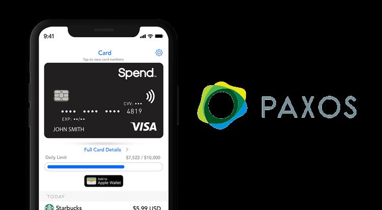 Blog Paxos app