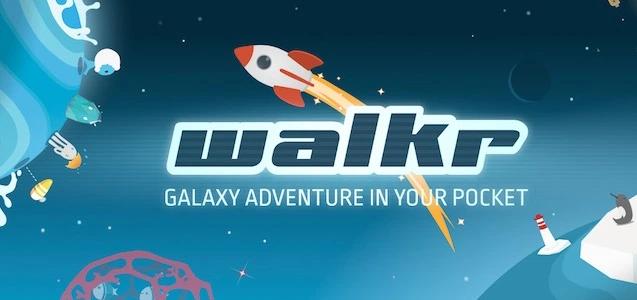 Đi bộ để tìm kiếm hành tinh của riêng bạn với tựa game Walkr: Fitness Space Adventure! - Ảnh 1.