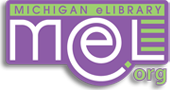 MeL - Michigan eLibrary Logo