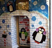 Image result for classroom winter wonderland