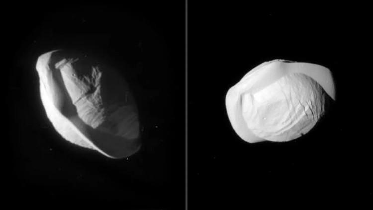 Đây thật ra là một Mặt trăng của sao Thổ.