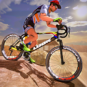 Reckless Rider - best cycle racing games for android