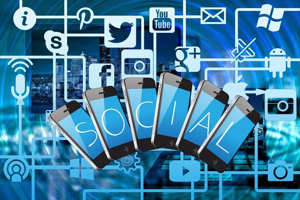 Communication Platform, Social media sites, Social Platforms