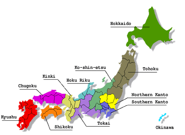 Tại sao nên chọn đơn hàng XKLĐ ở các tỉnh phía nam Nhật Bản?