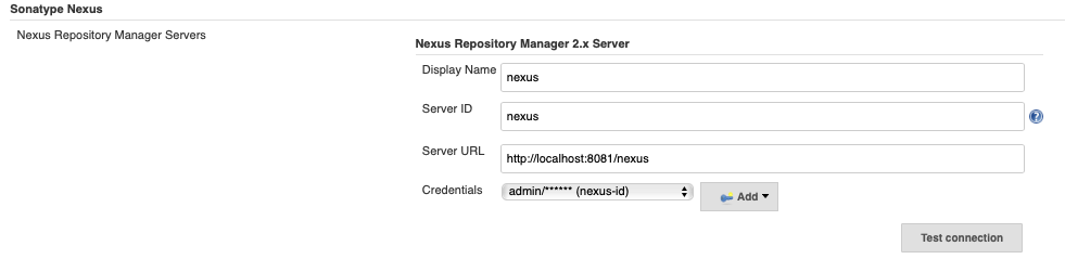 My Technical Works: Jenkins - Integrating with Nexus