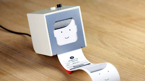 行動印刷先生 Little Printer
