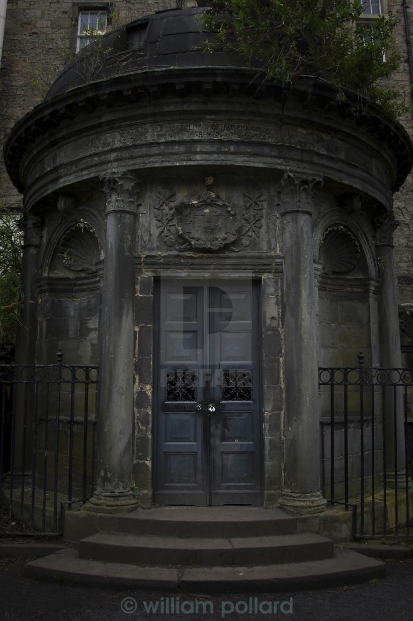 The Black Mausoleum
