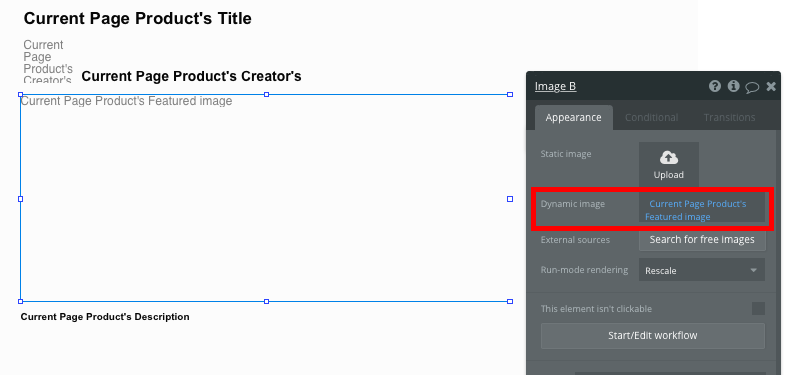 Freelancer Marketplace No Code Tutorial Bubble Product Feature Image