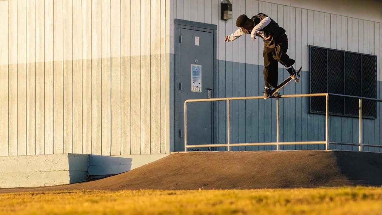 Primitive Skateboards.