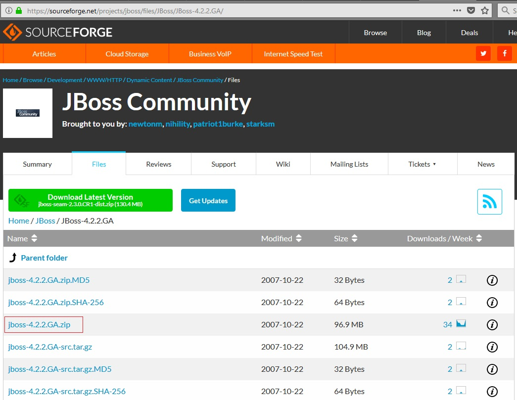 JBoss - Sensitive Information Disclosure   PoC   Lucideus