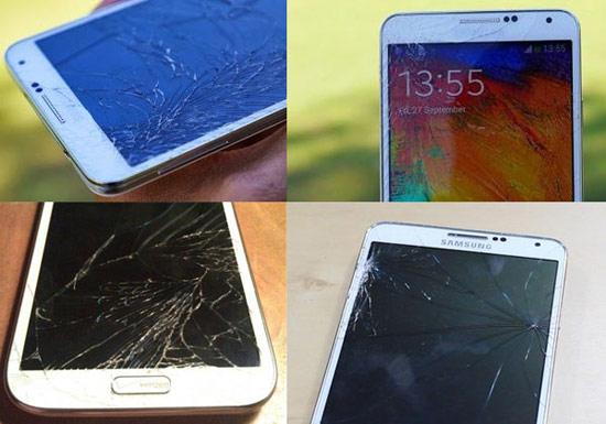 Thay Mặt Kính Samsung Galaxy A3 Lấy Ngay