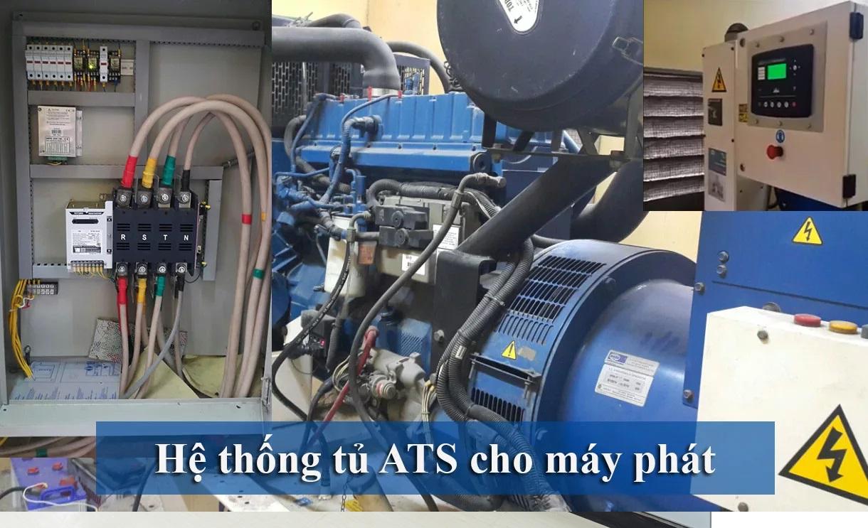 Tủ điện ATS có cấu tạo thế nào?