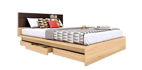 Giường ngủ gỗ công nghiệp Minimo